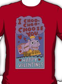 The Simpsons: I choo choo choose you T-Shirt
