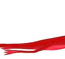 Lizard Zenimal by Allyson Hicks