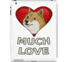 Doge Valentine's Day iPad Case/Skin