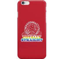 Totally Straight: Fireworks Extravaganza iPhone Case/Skin