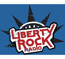 Liberty Rock Radio - Gta Photographic Print