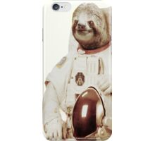 Astronaut Sloth iPhone Case/Skin