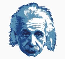 Albert Einstein - Theoretical Physicist - Blue Kids Clothes