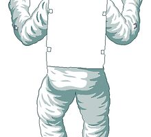 Astronaut Space Suit by kwg2200