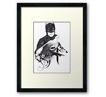 Batman 1966 Framed Print