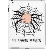 The Amazing Spiderpig iPad Case/Skin