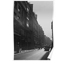 Morning rush, Paris 2014 Poster