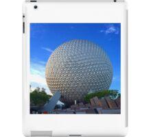 Epcot Center Spaceship Earth iPad Case/Skin