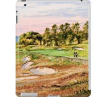 Whistling Straits Golf Course iPad Case/Skin