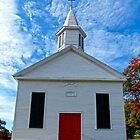 Immanuel Lutheran Church by Susan S. Kline