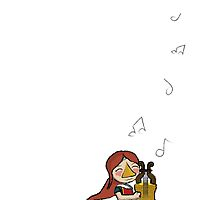 The Rito Harpist by katiepopo