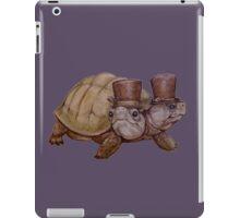 Terrapin Terror Twins iPad Case/Skin