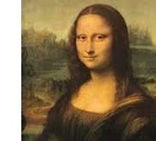 Mona Lisa by REDAOS
