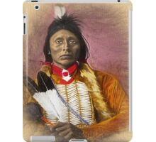 Kiowa iPad Case/Skin