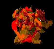 Koopa-King by Legendarymutt