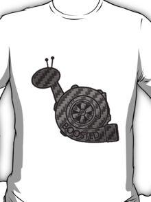 Carbon Fibre Boosted Turbo Snail T-Shirt