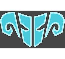 Braum - League of Legends Photographic Print