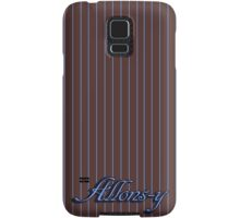 Tenth Doctor Suit Brown Samsung Galaxy Case/Skin