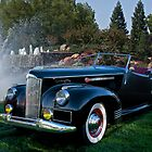 1941 Packard Darrin Model 180 I by DaveKoontz
