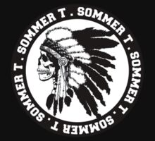 SMT Indian Black and White by sommert