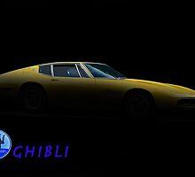 1967 Maserati Ghibli IV by DaveKoontz