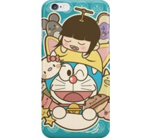 DORAEMON AND FRIENDS iPhone Case/Skin