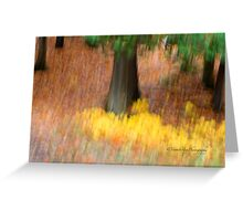 Trees - 30 - Impressions Greeting Card