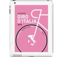 My Giro d'italia Minimal poster iPad Case/Skin