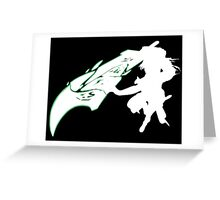 Riven - League of Legends - White Greeting Card