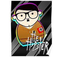 Heil Hipster 2 Poster