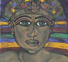 ANCIENT EGYPTIAN BEAUTY by Mariaan M Krog Fine Art Portfolio