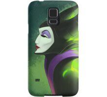 Maleficent - Beautifuly Burning Samsung Galaxy Case/Skin