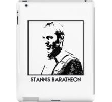 Stannis Baratheon Inspired Artwork 'Game of Thrones' iPad Case/Skin