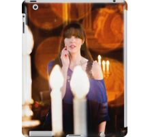 A day out in Greenwich - through the candles iPad Case/Skin