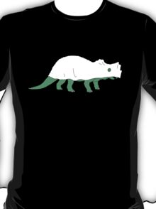 Ghost Triceratops T-Shirt