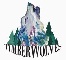 Minnesota Timberwolves design by nbatextile