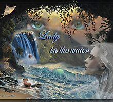Lady in the Water – Calendar by NadineMay