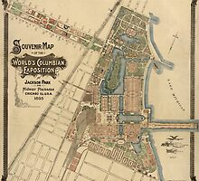 Chicago World Exposition 1893 by AndrewFare