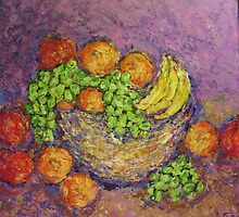 fruit basket by KAT Griffin
