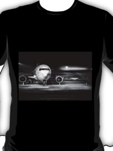 airplane front close-up T-Shirt