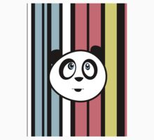Panda Retro Kids Clothes