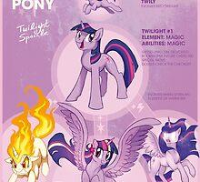 Evolve Your Pony - Twilight by Eleanor Bick