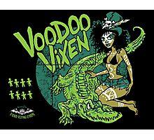 Voodoo Vixen Photographic Print
