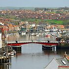 Harbour View, Whitby by Rod Johnson