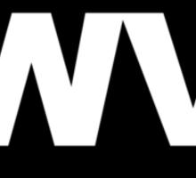 Washington State WA Euro Oval  Sticker