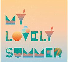 Tasty Summer mood quote by vinainna
