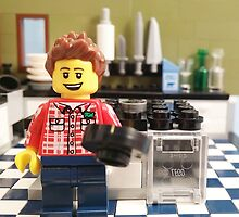 Jamie Oliver by DannyboyH