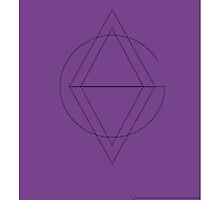 Suspicious Command Notebook - Violet by Ikouzerama