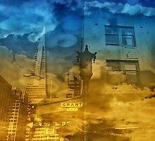 Corner Of Past Meets Future by GrimalkinStudio