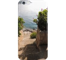 Sea Steps iPhone Case/Skin